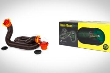 Best RV Sewer Hose For Your RV or Campervan