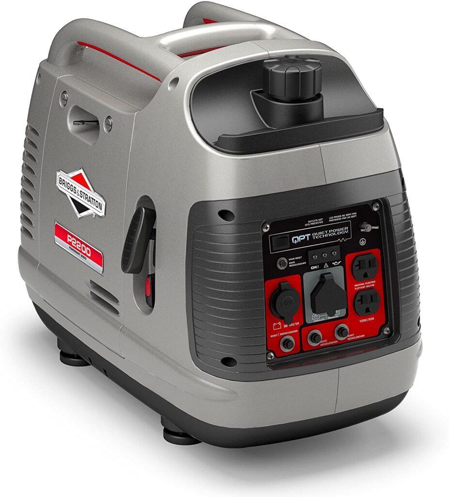 best suitcase generators - Briggs & Stratton