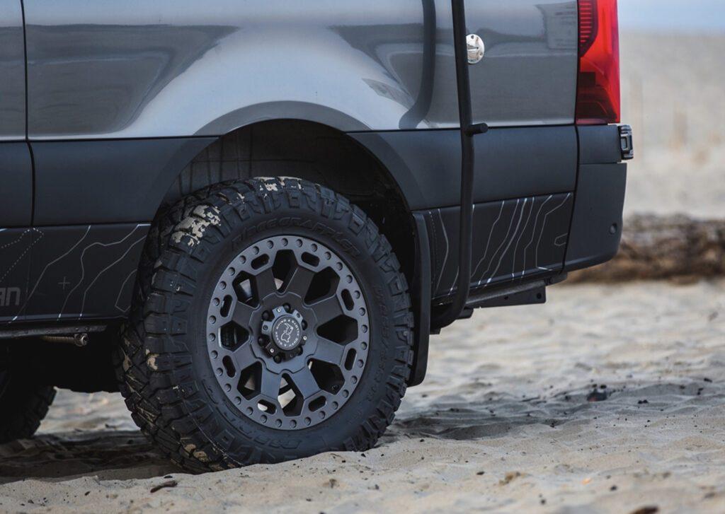 Strats's wheels