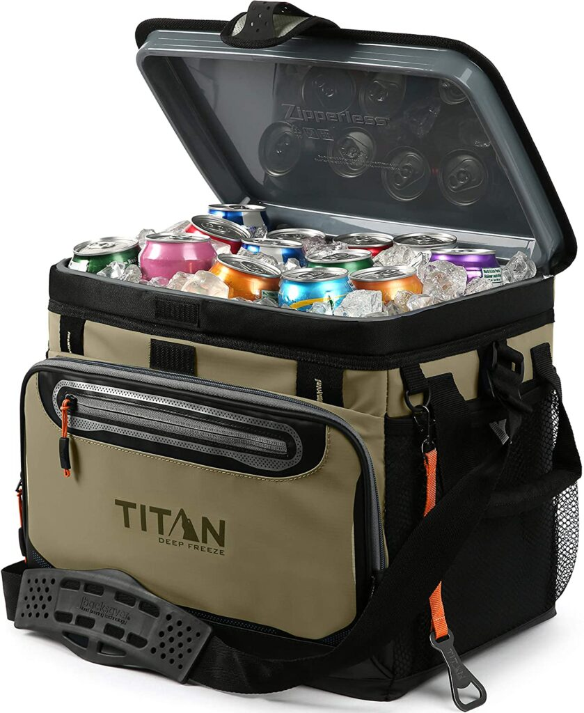 Arctic Shoulder carry ice box