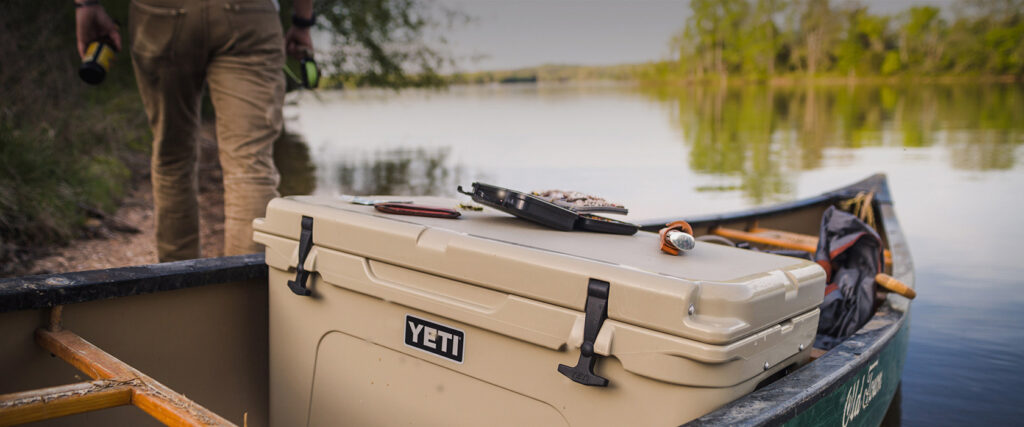 Yeti hard coolers review - Boat tundra