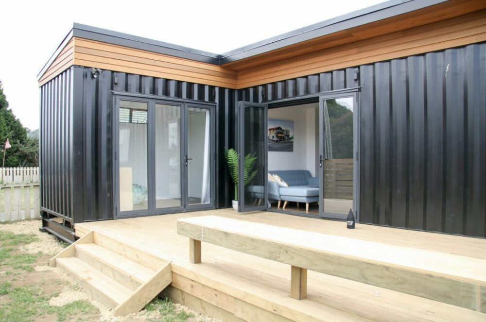IQ Container Homes - Custom shipping containers