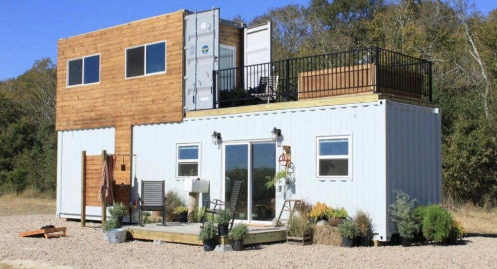 Backcountry Containers cargo container homes