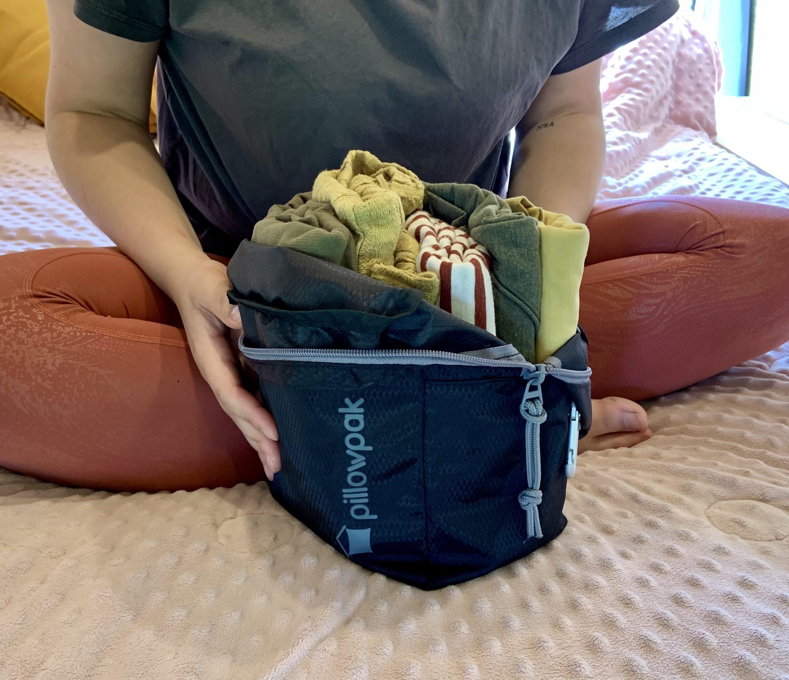 Pillowpak Vanlife Storage Packing Cube